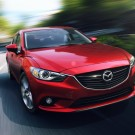 Mazda6 – ready for its close up