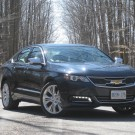 2014 Chevrolet Impala First Drive: an iconic legend reborn