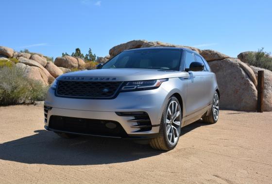 First Drive – 2018 Range Rover Velar