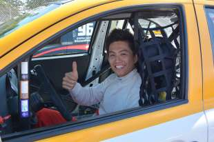 Nissan Micra Cup's Keishi Ayukai: the passionate pursuit of a dream