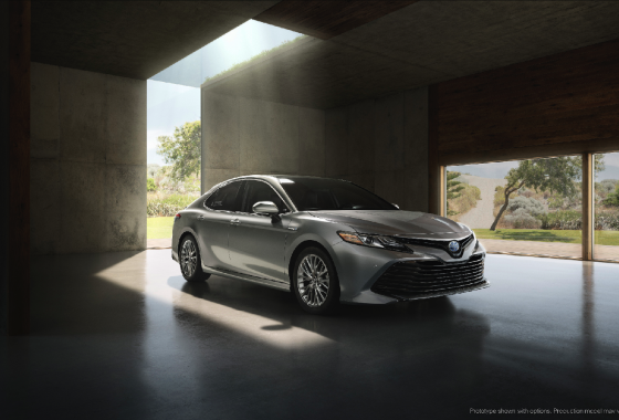 Toyota sets the bar high for new Camry