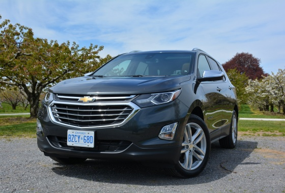 First Drive – 2018 Chevrolet Equinox: it's all about timing
