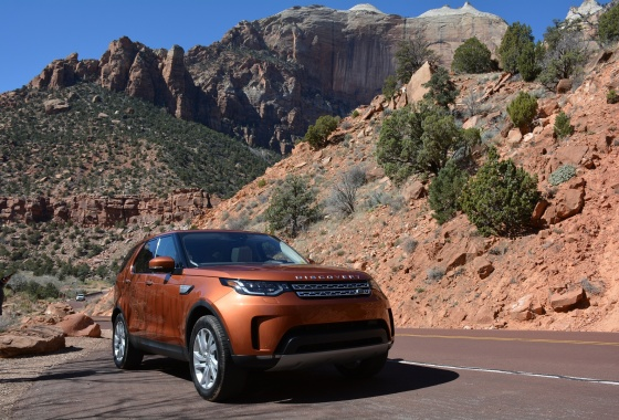 First Drive – 2017 Land Rover Discovery: still the all-versatile warrior