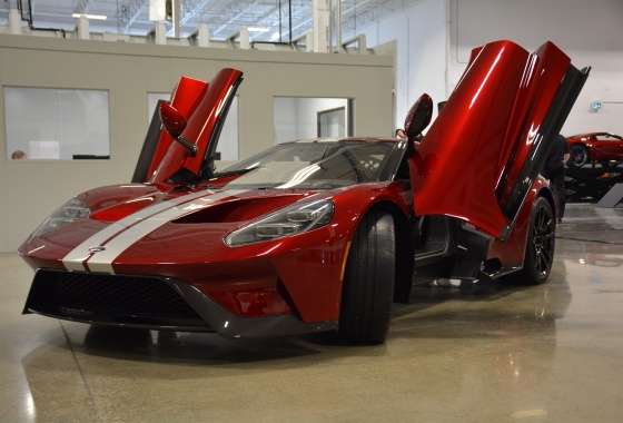 Ford reveals GT numbers...and it's good news