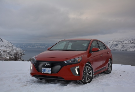 First Drive – 2017 Hyundai Ioniq: the power of three