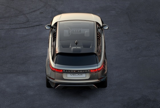 Range Rover Velar newest addition to roster