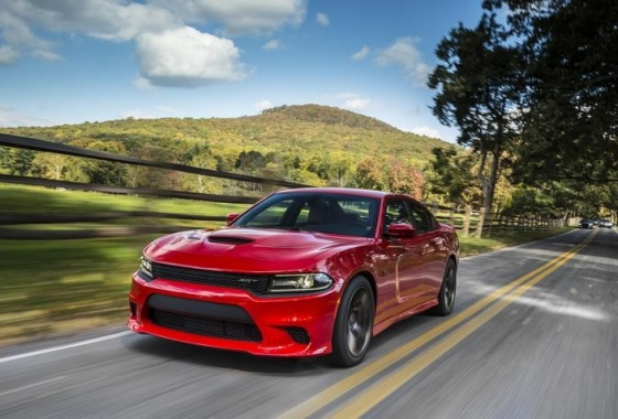 Test Drive – 2016 Dodge Charger SRT