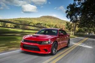 Test Drive – 2016 Dodge Charger SRT