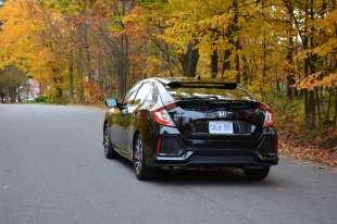 First Drive: 2017 Honda Civic Hatch