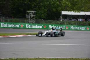 Hamilton remains king of Montreal