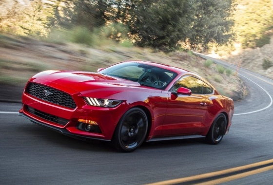 Comparing the 2016 Ford Mustang to other muscle cars