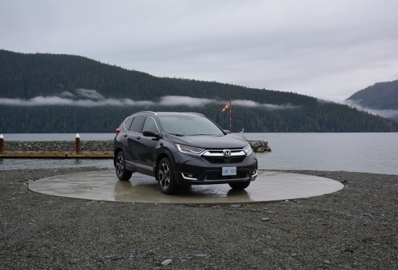 First Drive – 2017 Honda CR-V