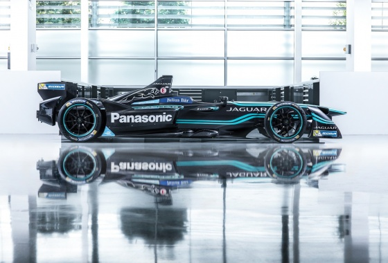 Jaguar gets back to Formula Racing