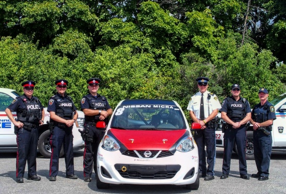 Nissan Micra Cup and Project E.R.A.S.E. come together to stop street racing