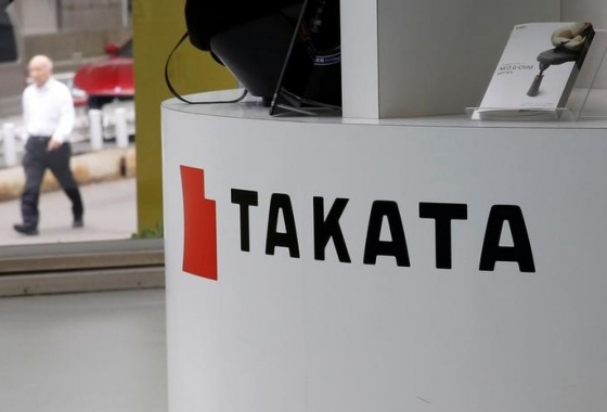 Takata on the search for a buyer
