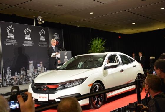 Honda Civic and Mazda CX-3 take home top Canadian awards