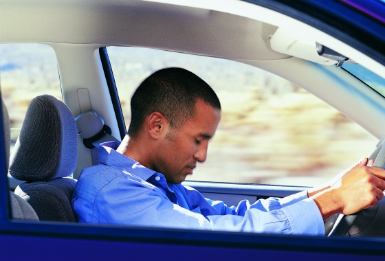 The risks of driving fatigue
