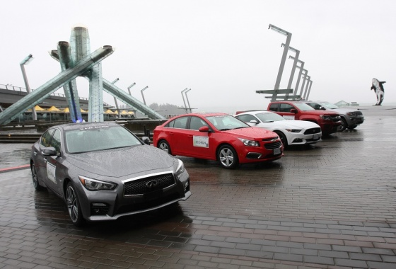 AJAC's 4th Annual EcoRun returns to Canada's west coast