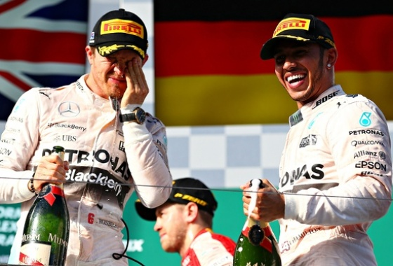 F1 battle rages on track and off