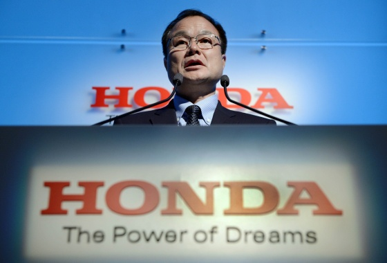 Honda CEO Ito stepping down after quality control issues