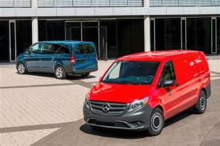 Mercedes-Benz shows off Metris van