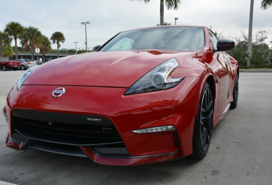 Nissan offers the 2016 370Z for a lot less