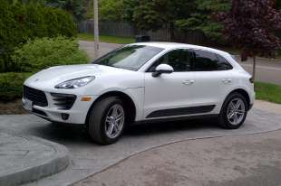 In short – 2015 Porsche Macan S