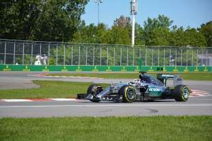 2015 Canadian Grand Prix: race report