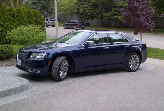 In short – 2015 Chrysler 300C Platinum