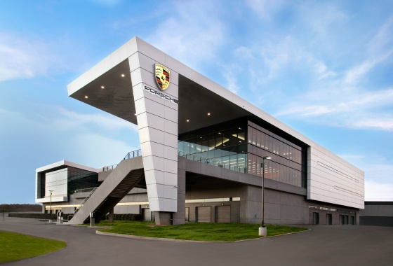 Porsche starts to build new Headquarters in Atlanta
