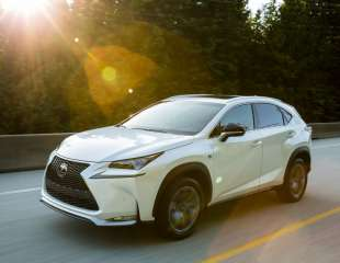 2015 Lexus NX 200 Review