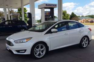2017 Ford Focus - Fuel Economy Review + Fill Up Costs