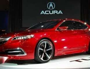 First look at the 2015 Acura TLX