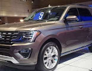 2018 Ford Expedition first look and walkaround