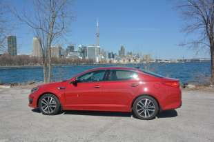 2014 Kia Optima SX