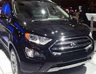 2018 Ford EcoSport walkaround at CIAS