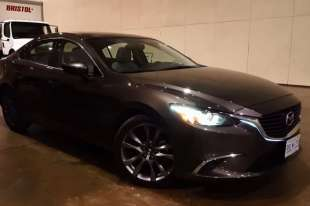 2017 Mazda6 - Fuel Economy Review + Fill Up Costs