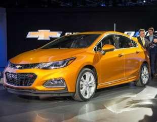 2017 Chevrolet Cruze walkaround