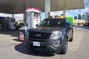 2017 Ford Explorer - Fuel Economy Review + Fill Up Costs