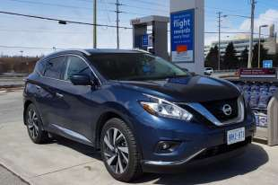 2016 Nissan Murano - Fuel Economy Review