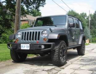 2013 Jeep Wrangler Unlimited Rubicon - 10th Anniversary