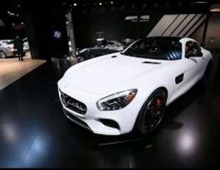 NAIAS - 2016 Mercedes-AMG GT S